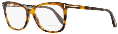 Tom Ford Butterfly Eyeglasses TF5514 055 Havana 54mm FT5514