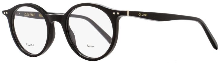Celine Oval Eyeglasses CL41408 807 Size: 47mm Black 41408