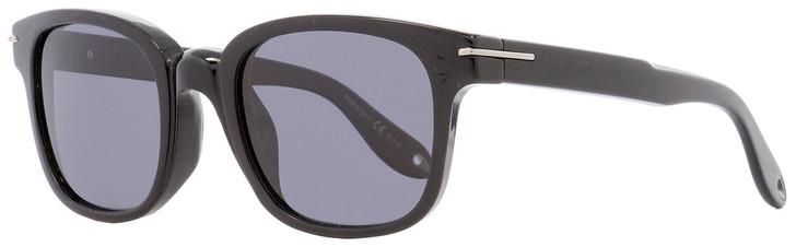 Givenchy Square Sunglasses GV7020FS 807TD Black Polarized 51mm 7020