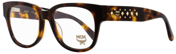 MCM Rectangular Eyeglasses MCM2622 214 Havana 52mm 2622