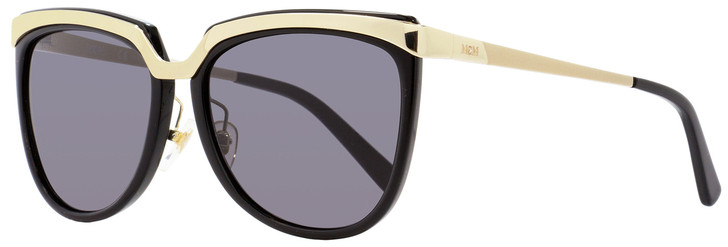 MCM Square Sunglasses MCM626S 001 Gold/Black 55mm 626