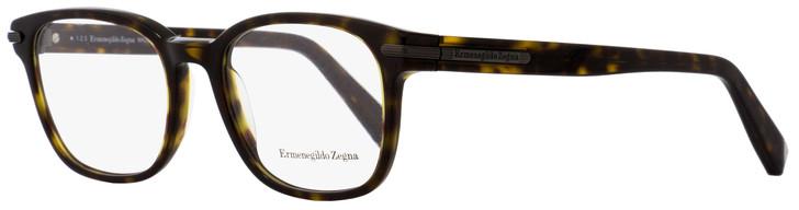 Ermenegildo Zegna Oval Eyeglasses EZ5032 052 Dark Havana 51mm 5032