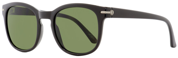Electric Oval Sunglasses Bengal EE13001642 Gloss Black Polarized 53mm