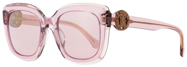 Roberto Cavalli Square Sunglasses RC1069 Grosseto 72U Transparent Pink 51mm 1069