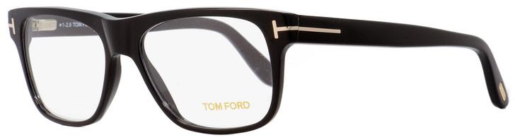 Tom Ford Rectangular Eyeglasses TF5312 001 Black 54mm FT5312