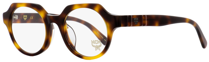 MCM Oval Eyeglasses MCM2638A 214 Havana 49mm 2638