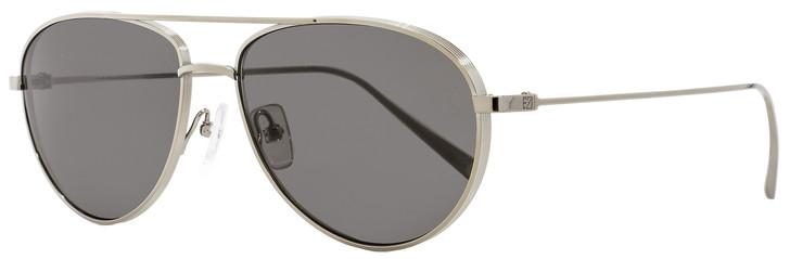 Ermenegildo Zegna Aviator Sunglasses EZ0072 12D Titanium Polarized 59mm 72