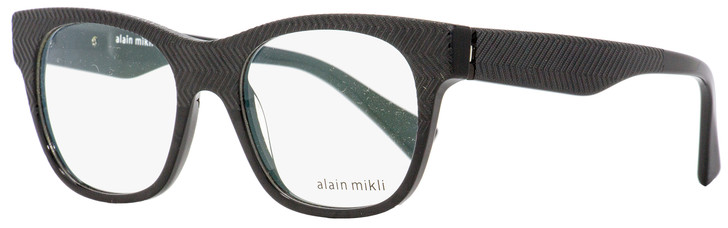 Alain Mikli Rectangular Eyeglasses A03025 1026 Black 51mm 3025