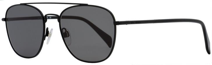 Diesel Rectangular Sunglasses DL0194 02A Matte Black  54mm 194