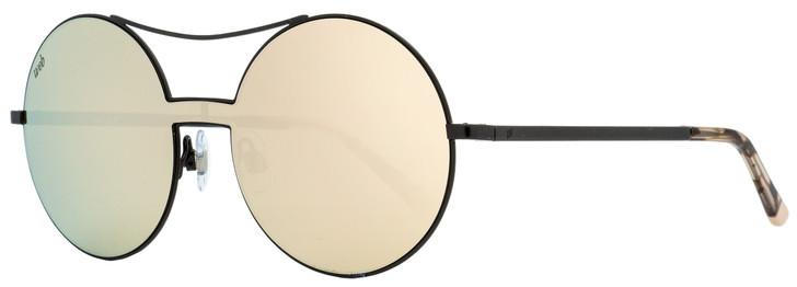 Web Round Sunglasses WE0211 02G Black/Pink Havana 128mm 211