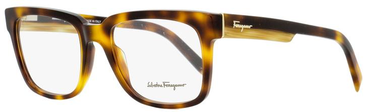 Salvatore Ferragamo Rectangular Eyeglasses SF2751 214 Havana 53mm 2751