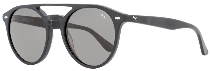 Puma Oval Sunglasses PE0078S 001 Matte Black 51mm 78