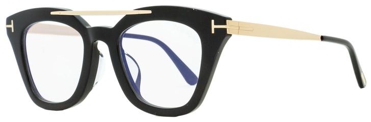 Tom Ford Fashion Frames TF575F Anna-02 001 Black/Gold 49mm FT0575