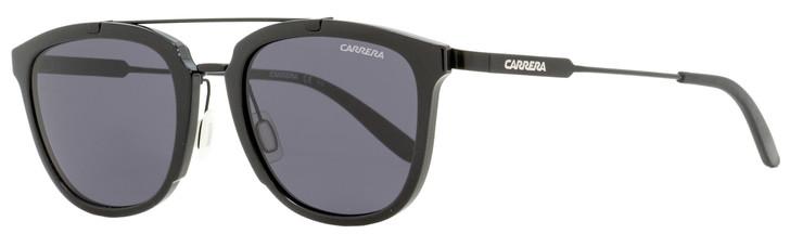 Carrera Rectangular Sunglasses 127/S GVBIR Black 21mm 127