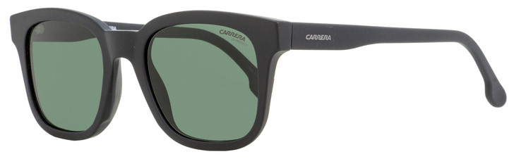 Carrera Square Sunglasses 164/S 003QT Matte Black 21mm 164