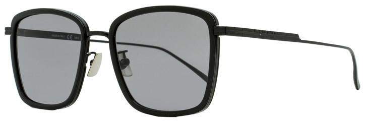 Bottega Veneta Square Sunglasses BV1008SK 002 Black 55mm 1008