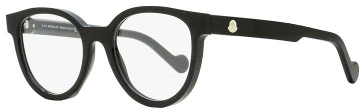 Moncler Oval Eyeglasses ML5041 001 Black 50mm 5041