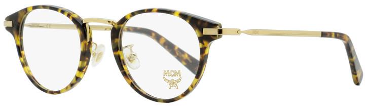 MCM Alternative Fit Eyeglasses MCM2610A 212 Vintage Havana/Gold 48mm 2610