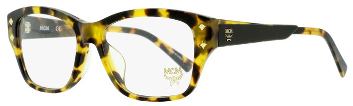 MCM Alternative Fit Eyeglasses MCM2665A 212 Vintage Havana/Black 55mm 2665