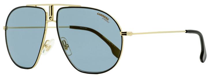 Carrera Pilot Sunglasses Bound LKS2Y Gold 60mm