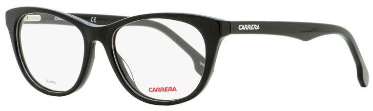 Carrera Oval Eyeglasses 5547V 807 Black 51mm 5547