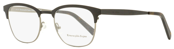 Ermenegildo Zegna Classic Eyeglasses EZ5099 002 Matte Black/Havana 50mm 5099