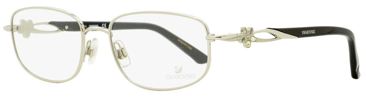 Swarovski Estella Eyeglasses SK5126 016 Palladium/Black 52mm SW5126