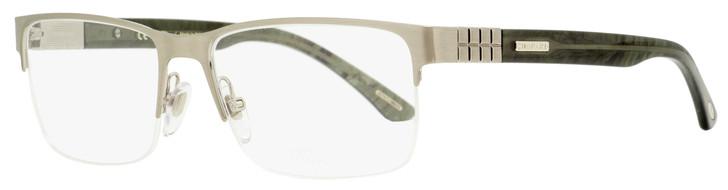 Chopard Ice Cube Eyeglasses VCHA78 0Q39 Ruthenium 56mm A78