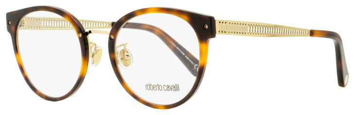 Roberto Cavalli Alternative Fit Eyeglasses RC5099F 052 Havana/Gold 53mm 5099