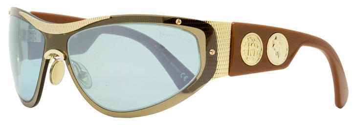 Roberto Cavalli Wrap Sunglasses RC1135 32X Brown/Gold 64mm 1135