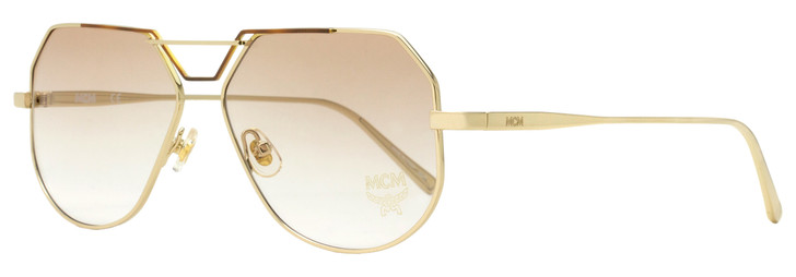 MCM Navigator Eyeglasses MCM2107 724 Gold 56mm 2107