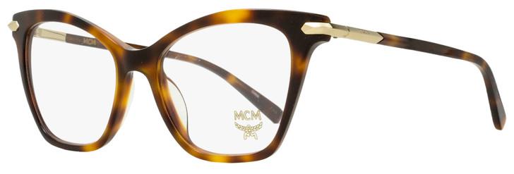 MCM Butterfly Eyeglasses MCM2661 214 Dark Havana 52mm 2661