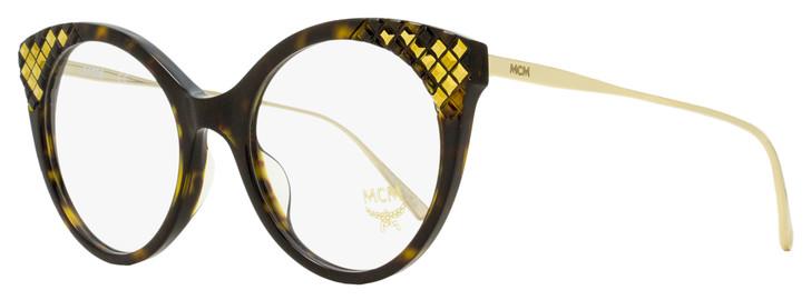 MCM Oval Eyeglasses MCM2698R 214 Dark Havana/Gold 53mm 2698