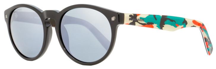 Dsquared2 Ralph Sunglasses DQ0172 01C Black/Camo 53mm 172