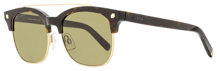 Dsquared2 Geremy Sunglasses DQ0207 52K Havana/Gold 53mm 207