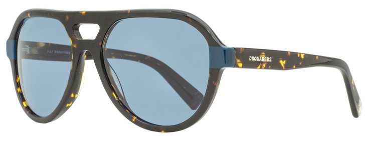 Dsquared2 Barak Sunglasses DQ0267 52V Dark Havana 59mm 267