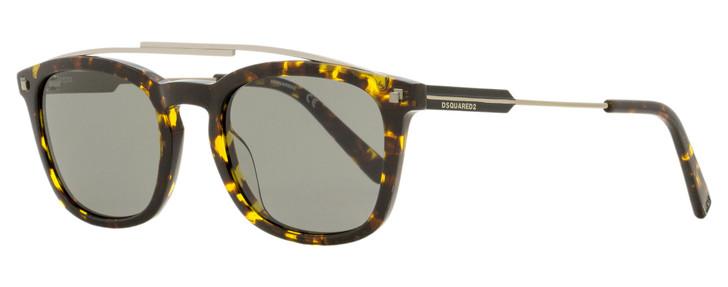 Dsquared2 Sean Sunglasses DQ0272 52A Havana/Ruthenium 50mm 272