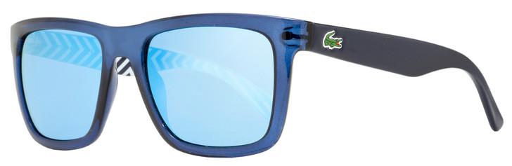 Lacoste Rectangular Sunglasses L750S 424 Blue 54mm 750