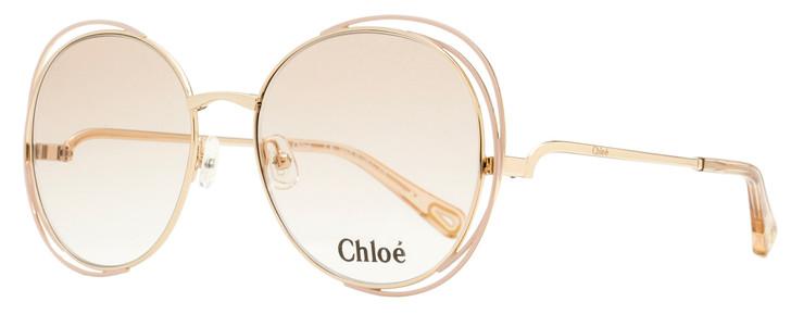 Chloe Halo Eyeglasses CE2138 739 Gold/Rose 56mm 2138