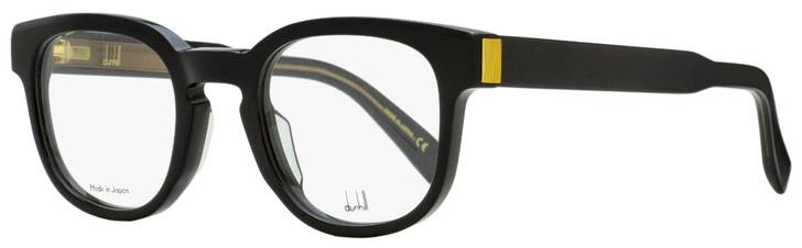 Dunhill Square Eyeglasses DU0003O 001 Frame 49mm 3
