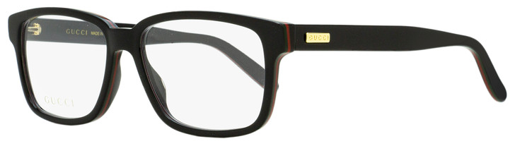 Gucci Rectangular Eyeglasses GG0272O 005 Black 55mm 272