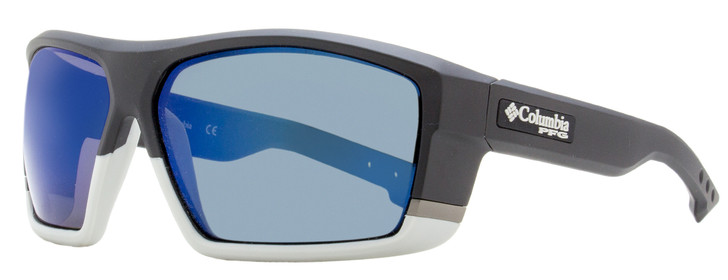 Columbia Baitcaster Sunglasses C509SP 003 Matte Black/Gray Polarized 64mm PFG