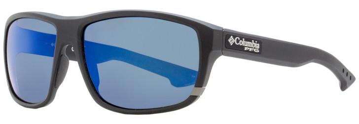 Columbia Airgill Lite Sunglasses C510SP 003 Matte Black Polarized 60mm PFG