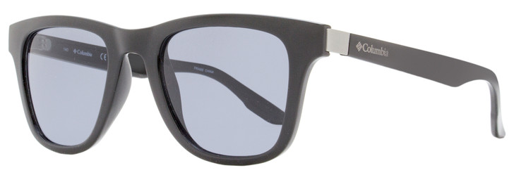 Columbia By The Bluff Sunglasses C527S 001 Shiny Black 50mm