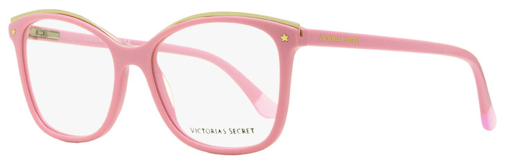 Victoria's Secret Classic Eyeglasses VS5012 072 Pink/Gold 53mm 5012
