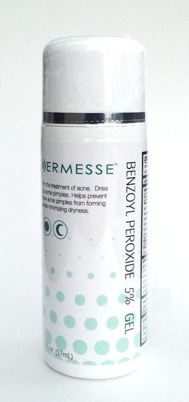 Benzoyl Peroxide Gel 5