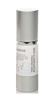 Airless pump protects the hyaluronic acid from oxidizing and contamination