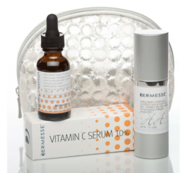 KIT: Vitamin C 10% + Hyaluronic Acid