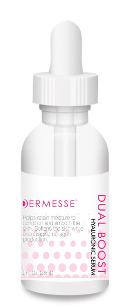 DUAL BOOST: Hyaluronic Serum