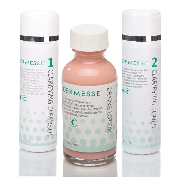 Dermesse Trio #1 - For Acne Prone Skin